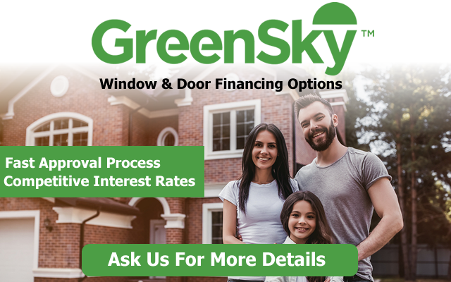 Replacement Window Financing